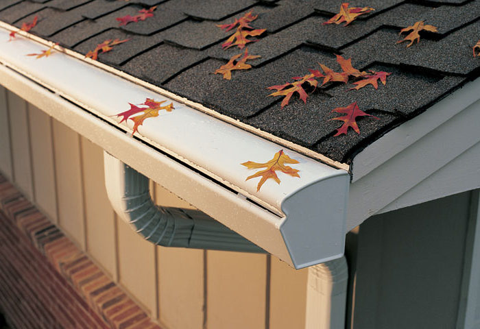 Kguard Gutter Guards 1 Rated Leaf Free Gutter System