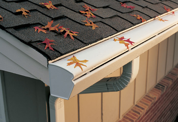 gutter guard leavesimg