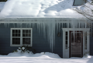 Winter gutter tips