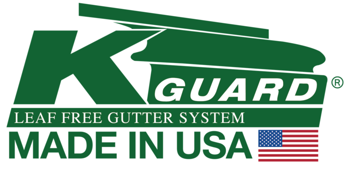 Gutter Guards by K-Guard™ | Leaf Free Gutter Guard System