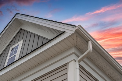 Soffits and fascia boards